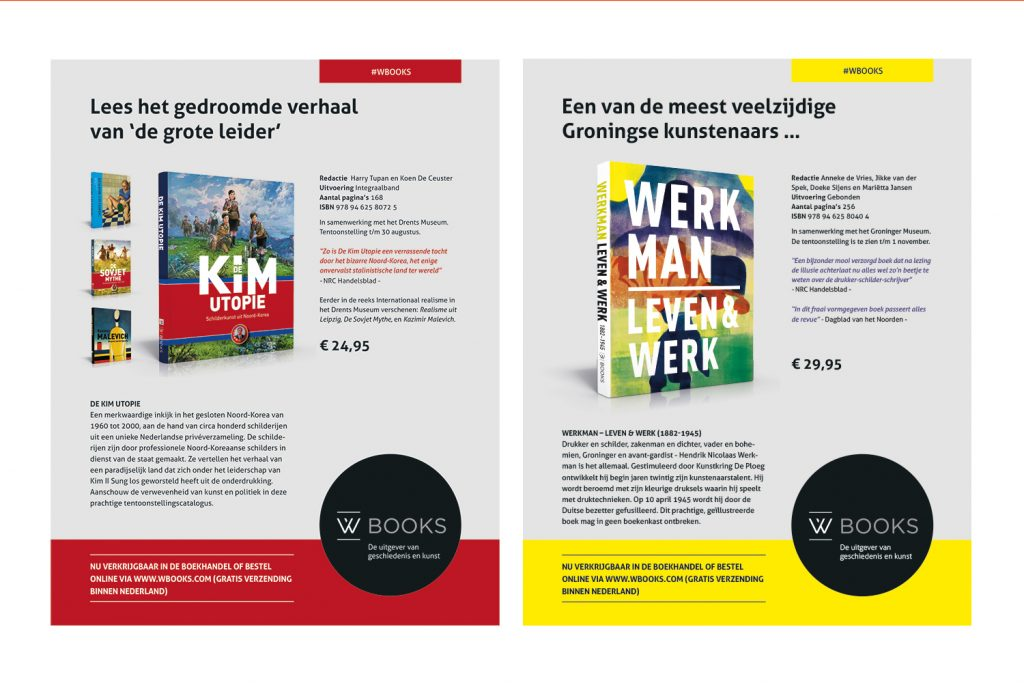 advertentie serie
